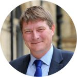 Andy Cayton portrait Business Enterprise Fund board